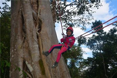 纳板河保护区户外亲子一日游学体验活动方案