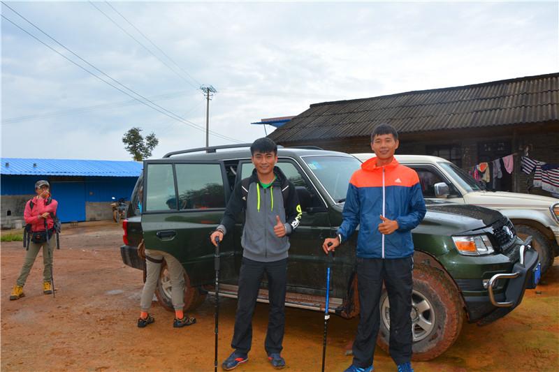 西双版纳户外运动4天3晚深度穿越南贡山雨林保护区