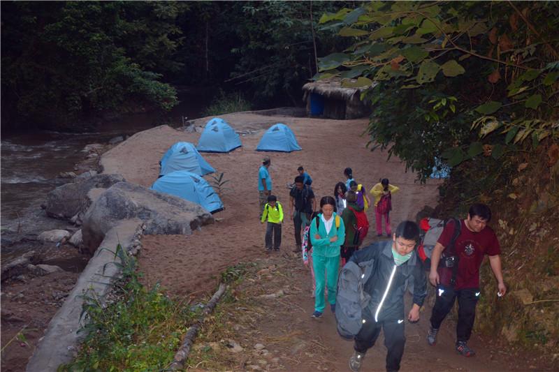 曼吕村(克木人)乡村雨林一日游