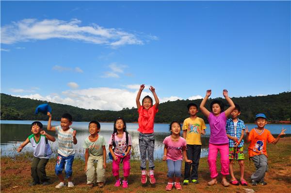暑假西双版纳亲子7天6晚体验式深度游学计划!