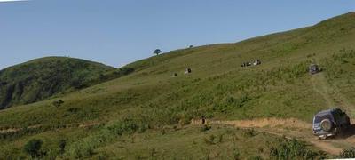 西双版纳孔明山考察探险自驾体验之旅