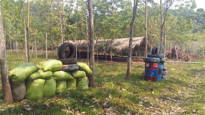 游学勐养曼掌文化村拓展与真公CS野战基地